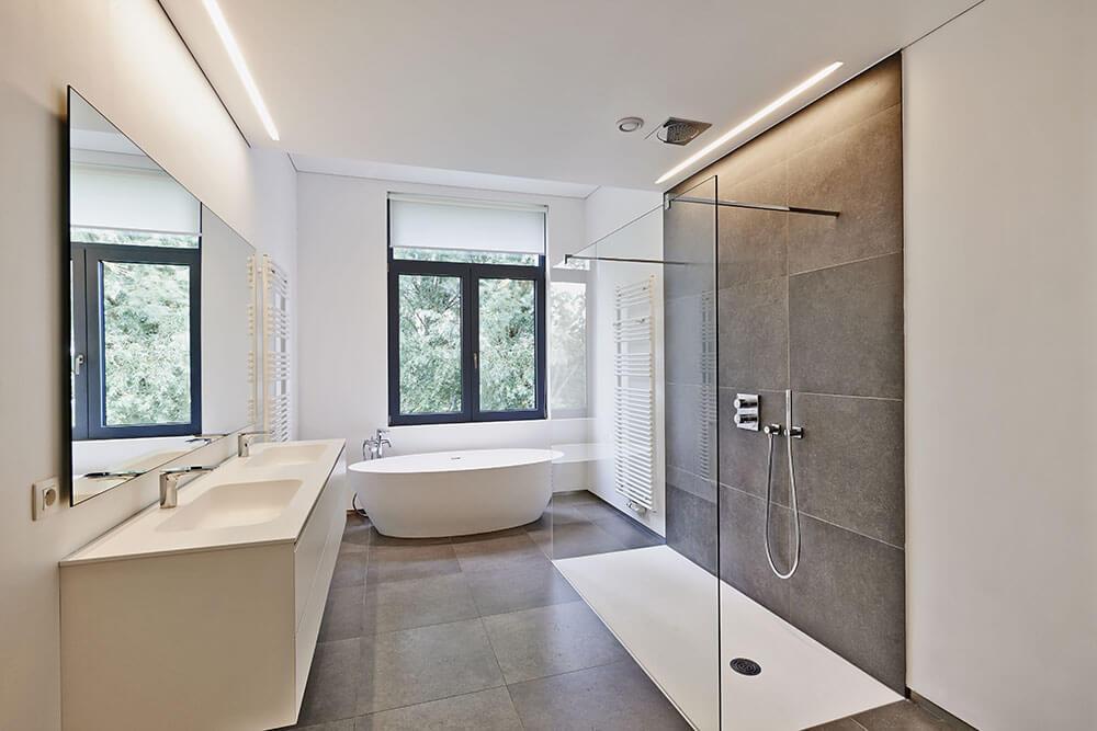 Darwin Bathroom renovation works