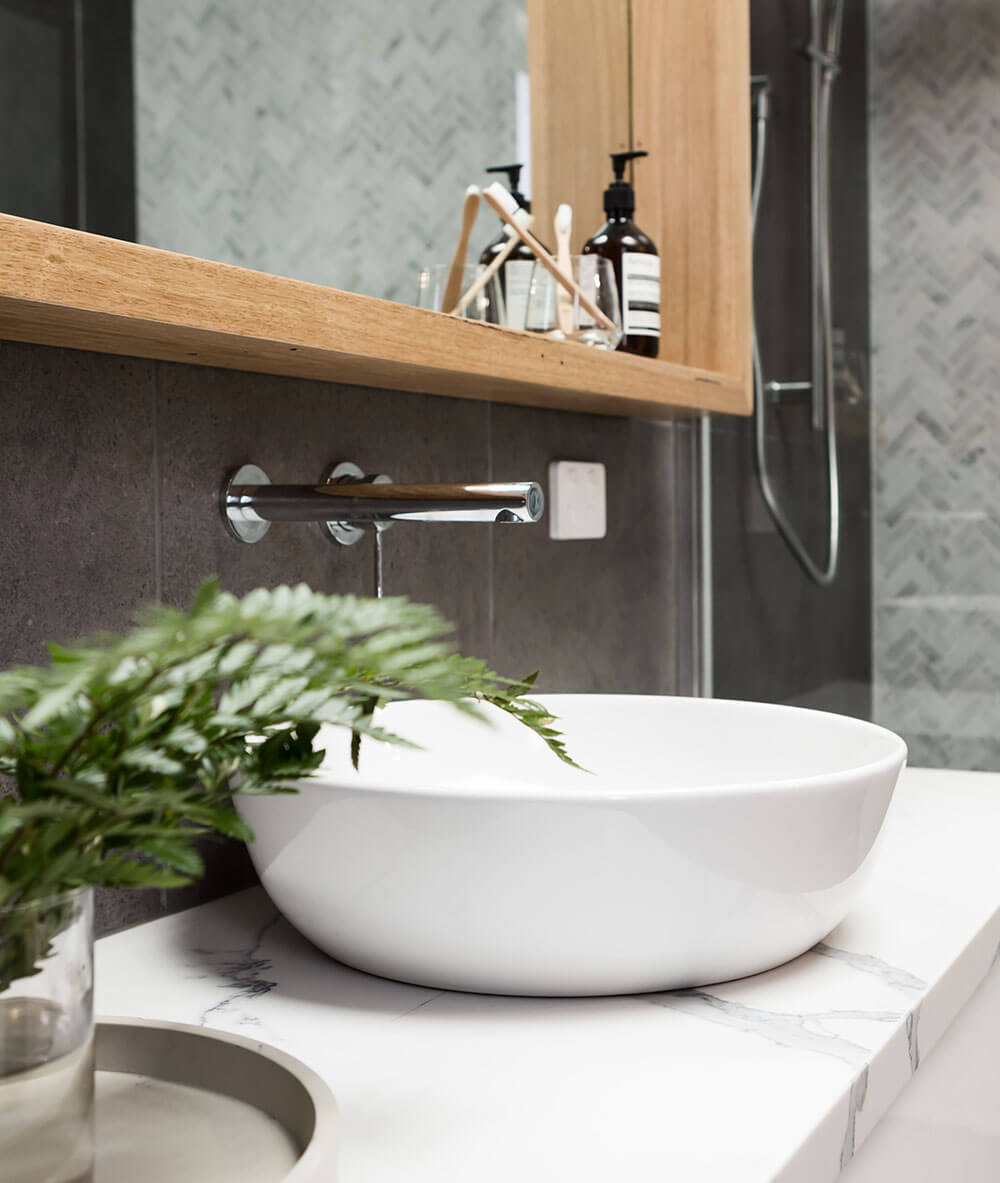 Darwin bathroom tiling