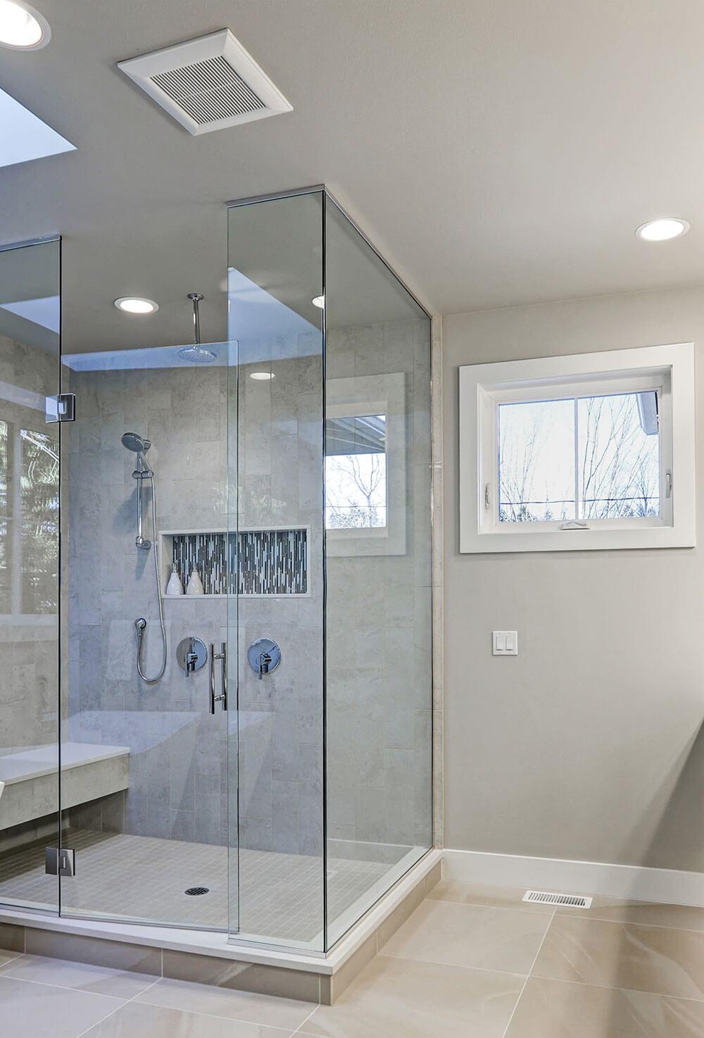 Darwin shower renovation